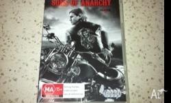 Sons of Anarchy DVD Season 1, Excellent condition