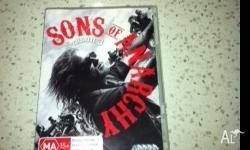 Sons of Anarchy DVD Season 3, Excellent condition