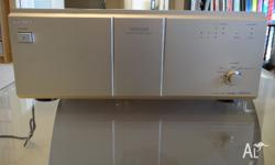 Sony 5 Channel power amplifier, model TA-N9000ES Five
