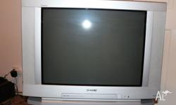Sony KV-EX29M39 CRT TV with remote (damaged but works)