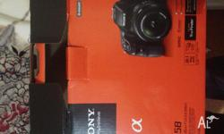 Hi everyone....i am selling my SONY ALPHA 58 camera