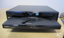 Sony CDP-CE315 5-CD Changer with remote 32-step