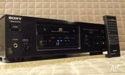 LEGENDARY SONY CDP-X7ESD Best of the Best In great