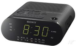 Sony Clock Radio Model ICF-C218, Tuner FM Reception