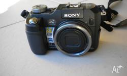 Sony Digital Still Camera in perfect condition. Has 3