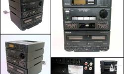 Selling this SONY FH-616R Compact Hi-Density Component