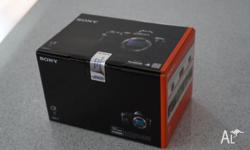 I am selling my Sony A7 camera. I bought it with