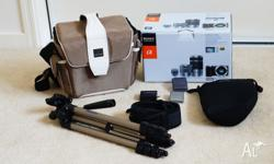 I am selling my pre-loved camera - the Sony NEX-5N. If