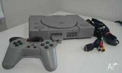 Selling my spare Sony Play Station 1 (PS1). Comes with