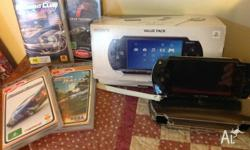 Excellent condition Sony Play Station Portable with box