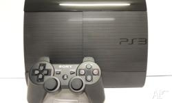 Sony PS3 Consoles available at Hippopotamus Pawnbrokers