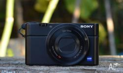 Up for sale is a Sony RX100 in great condition. This is