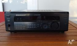 Sony STR-DE835 - AV receiver - 5.1 channel in little