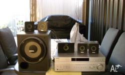 Sony surround system 5.1 very good working order in