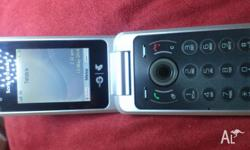 Sony Ericsson T707 - Works perfect and a cheap littl