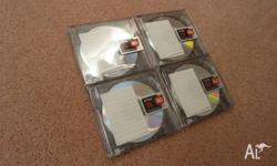 TDK XG minidisc and SONY minidisc 74 min Used but in