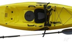 SOT Recreational Fishing Kayak Cobra Escape FX Kayak