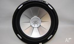 Soundstream PXW-15 Car Subwoofer. -1000 watt Peak, 500