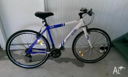 This bicycle is in good condition. Call