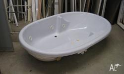Spa bath bath only pump not included $395.00 Underwood