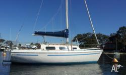 Very popular cruiser racer and class yacht. For further