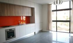 A stylish split level apartment, positioned in the