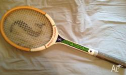 Spalding Impact Junior racquet. Apparently from the