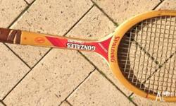 HIGH QUALITY AUSTRALIAN-MADE SPALDING RACKET This high