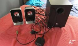 For sale this Speakers Logitech In perfect conditions,