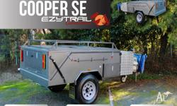 Special Edition Hard-floor Camper Trailer model. Price