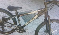 Specialized hard rock downhill mountain disc brakes