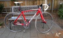 Secialized Tarmac Pro, 2008 model in very good