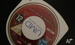 Good condition disc for Sony PSP