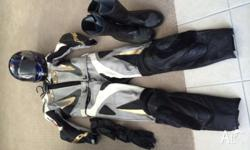 Purchased Spidi Motor bike gear for $2,500 Comes with