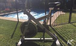 Vortex V1200 Exercise Bike. Professional Gym quality,