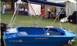 FINN SPINDRIFT 3M Come along for a FREE on water trial