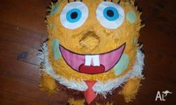 This is some of the PINATAS I been made , I been made