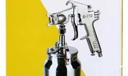 SPRAY suction PUTTY GUN 2.5 nozzle $78.95 FREE DELIVERY
