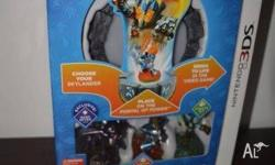 Up for grabs is this skylanders starter pack! Includes