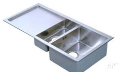 sq2 stainless sink check out this fantastic new design