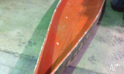 Selling a 15ft 6in. Mold for Square back Canoe Make an