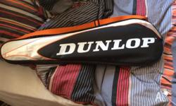 Selling my Dunlop Venom 110 Squash Raquet. Barely been