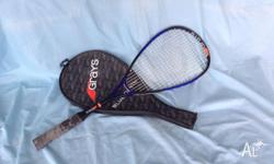 Grays squash racquet for sale in very good condition.