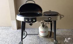 I am selling BBQ because it is an old model and I have