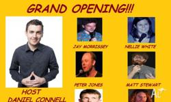 Daniel Connell hosts a great lineup of melbourne comedy