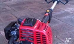 Star Products grass trimmer in VGC, light-weight petrol