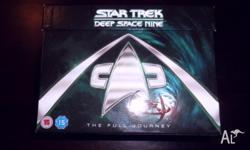 Star Trek Deep Space 9 Complete Set 7 Seasons DVD The