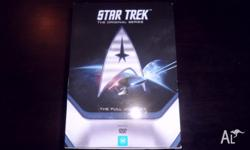 Star Trek The Original Series Complete Set Series 1-3