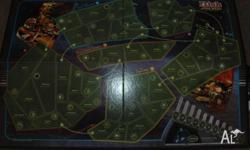 For sale: Star Wars Risk Galactic conquest board game.