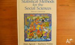 Statistical Methods for the Social Sciences Third